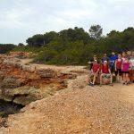 L'Ametlla trekking day